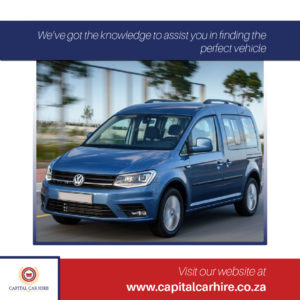 VW Caddycapital-carhire